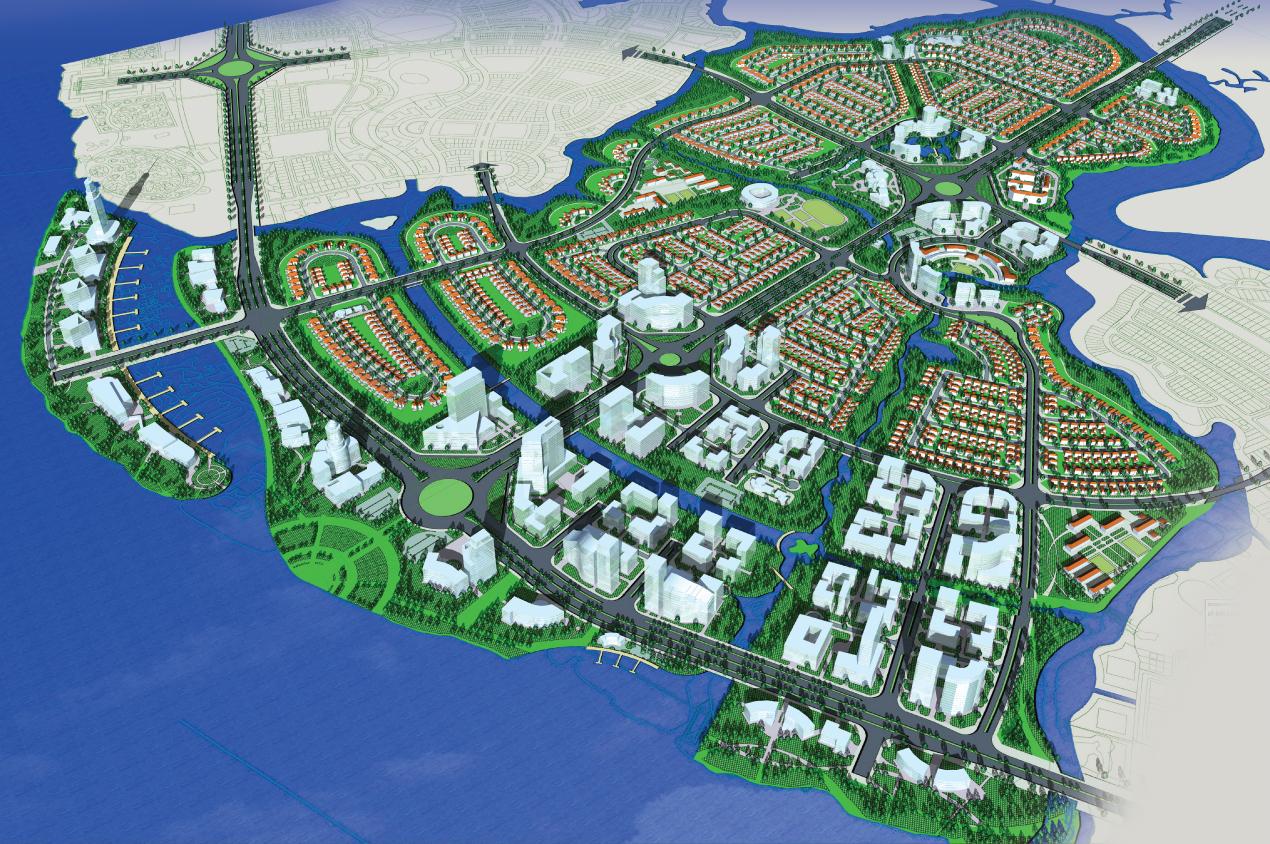 Thành phố Đồng Nai Waterfront